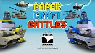 Paper Craft Battles - Release trailer