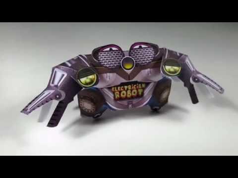 Gomoms: Electrician Robot