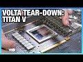 NVIDIA Titan V Tear-Down: First Look at