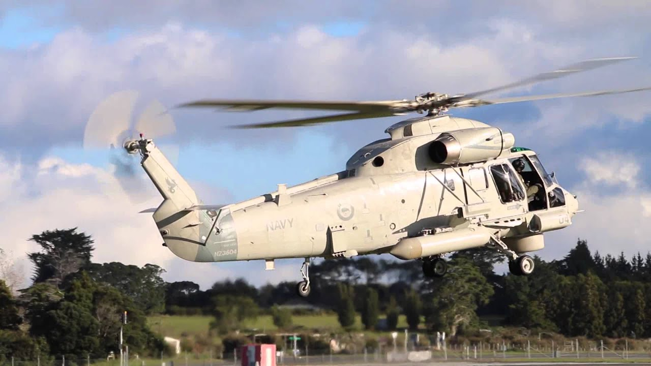 New Zealand Replaces Old Seasprite Helicopters - ASEAN Military ...
