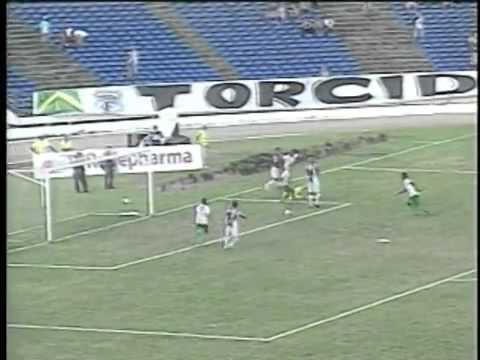 Treze 4 x 0 Salgueiro - Campeonato Brasileiro Série C 2012 - 02/09/2012