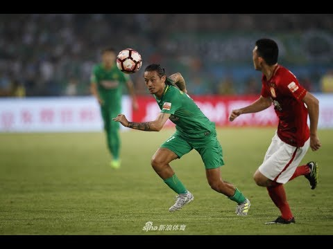 HIGHLIGHTS Beijing Guoan vs Guangzhou Evergrande 北京中赫国安vs广州恒大淘宝 | CSL 2017 Round 16