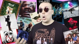 YUNOREVIEW: May 2018 (Dr. Octagon, The Body, Smokepurpp, Tinashe)