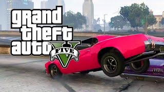 GTA 5 ONLINE - Entra Gostoso, com INSCRITOS, Deegan e Cross! (GTA V Online Gameplay)