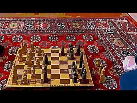 ANIMATED CHESS GAME 2017 🤴