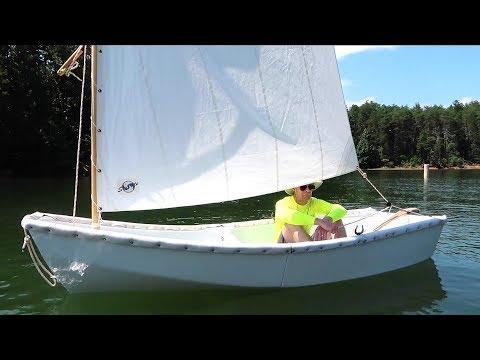 Helping Sailing Zingaro Choose The Best Cruising Dinghy