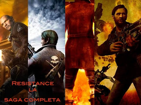 [Movie] Resistance =La saga completa / Full Movie=