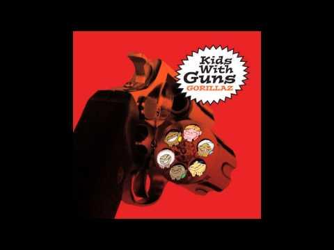 Gorillaz - Kids with guns [Original HQ]