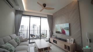 Interior Design Singapore | Modern Scandinavian (Home Access Interior)