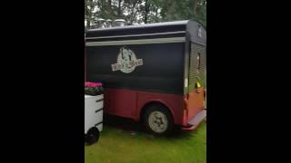 Food trucks at ICCCR 2