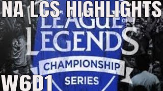 Video NA LCS Highlights ALL GAMES Week 6 Day 1 Full Day Highlights Summer 2018 download MP3, 3GP, MP4, WEBM, AVI, FLV Agustus 2018
