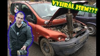 Rallye Muna a Vemach v Mutiple