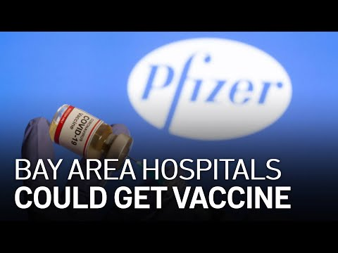 2 Bay Area Hospitals Could Get First Round of COVID-19 Vaccine If Approved