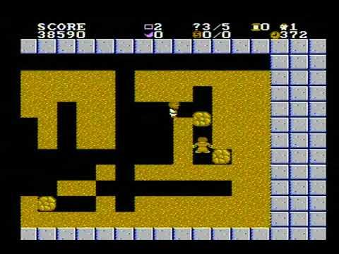 Joshua & the Battle of Jericho NES Gameplay (Wisdom Tree)