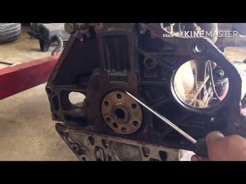 Chevrolet Optra Engine Oil Leakage