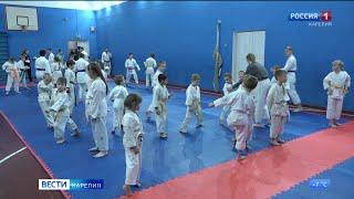 Тренировки по карате в Кондопоге выходят на новый уровень