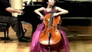Ila Shon age 13 Tchaikovsky 39 s Pezzo Capriccioso