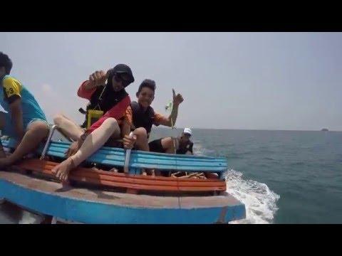 ตกปลาทะเล ตกกันได้ตกกันดีทะเลอ่าวไทย