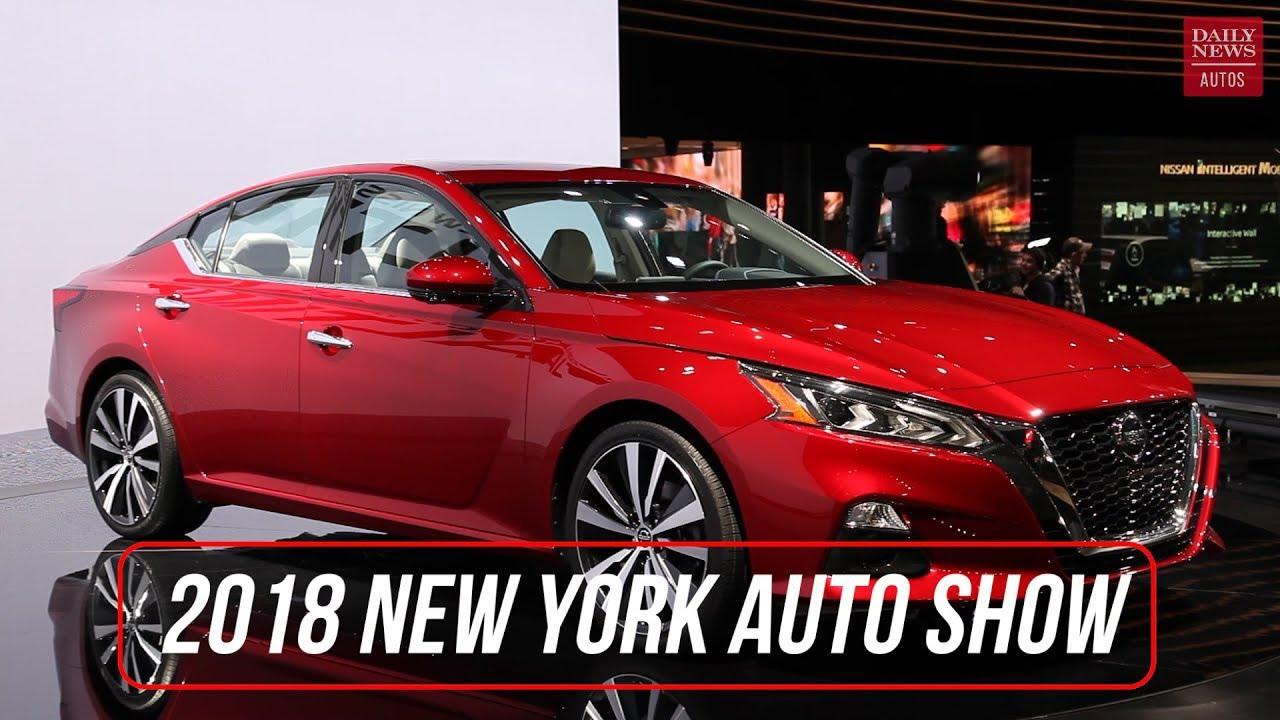 Daily News Autos Guide To The 2018 New York Auto Show