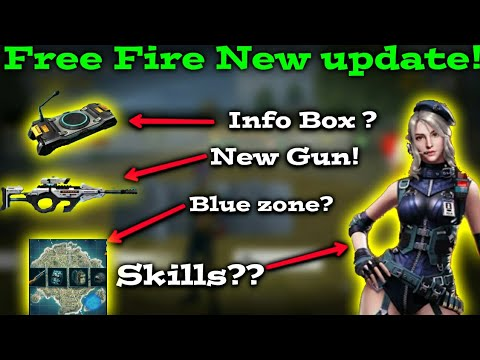garena free fire new update may 2019 ob15 by death. Black Bedroom Furniture Sets. Home Design Ideas