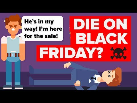 How Likely Are You to Die During a Black Friday Sale?