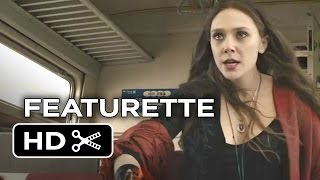 Avengers: Age of Ultron Featurette - Black Widow and Scarlet Witch (2015) - Marvel Movie HD