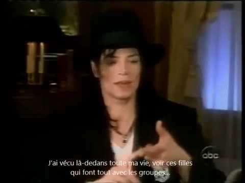 Michael Jackson Interview 1997 Barbara Walters VOSTFR