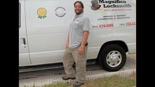 Margate Locksmith, Broward, South Palm Beach Locksmith Magnifico - Medoco High Security Locks