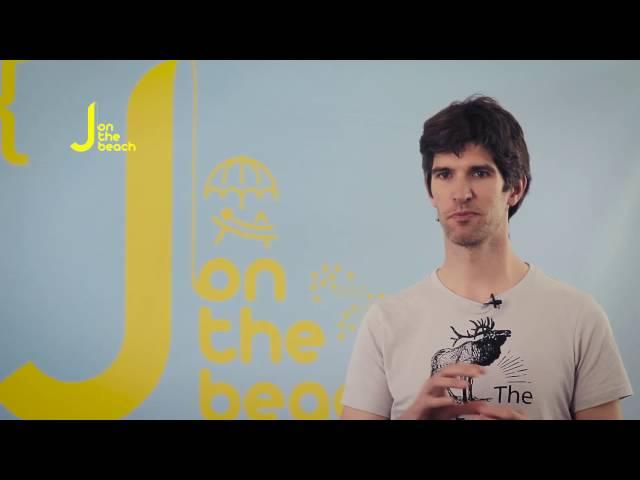 Matthias Bräger from CERN Interview - JOTB16