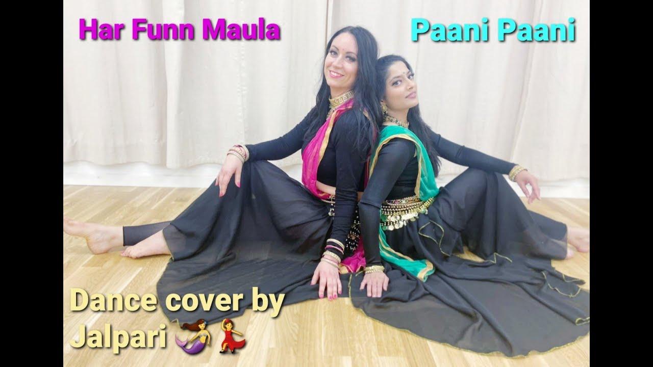 HAR FUNN MAULA   PAANI PAANI   Dance Cover   Eli Avram   Amir Khan   Badshah   Aastha Gill  