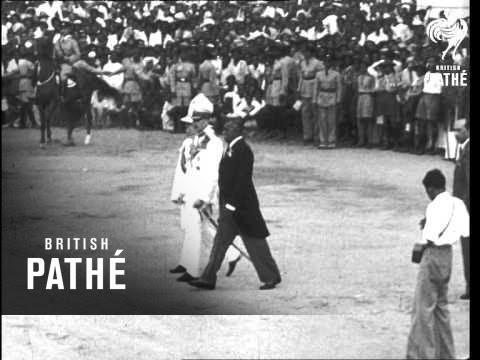 Ceylon Independence - Clips (1948)