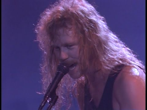 Metallica - Seek And Destroy (Live In Seattle 1989) HQ