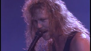 Metallica - Seek And Destroy (Live In Seattle 1989) HQ