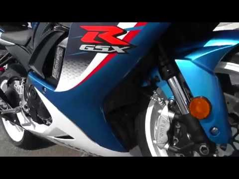 101172 – 2013 SUZUKI GSXR 600 – Used Motorcycle For Sale