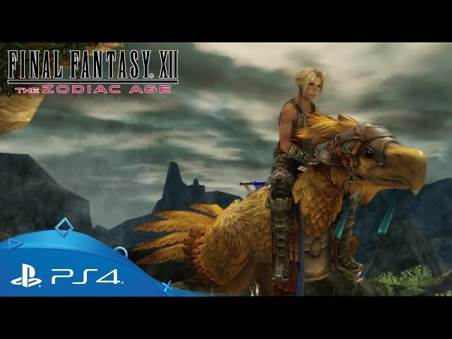 Final Fantasy XII: The Zodiac Age | Story Trailer | PS4