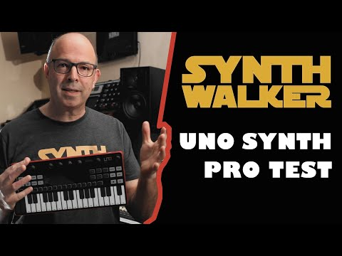 La synthèse du test : UNO Synth Pro