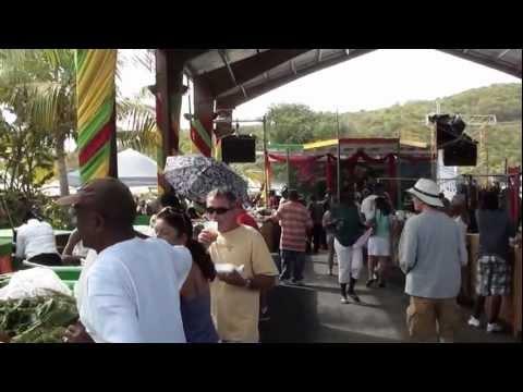Bordeaux St. Thomas, Virgin Island Food and Music festival