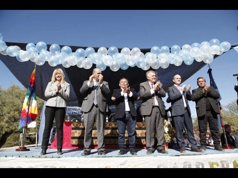 Inauguraron una escuela de Enfermería en Amaicha del Valle