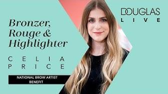 Bronzer, Rouge & Highlighter - wie trage ich Hoola & Co richtig auf? mit Celia von Benefit