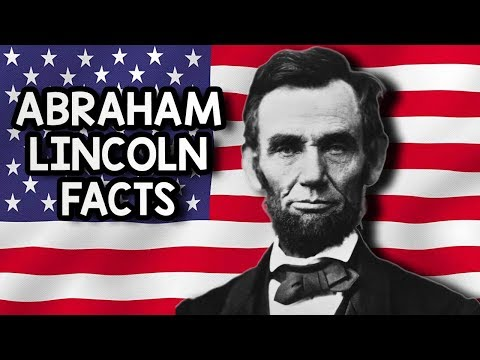 Abraham Lincoln Facts, Information And Biography For Kids