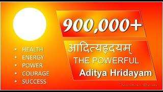 The Powerful Aditya Hridayam Mantra - Recitation