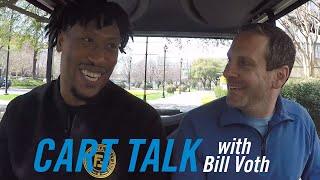 Cart Talk: Bruce Irvin