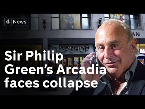 Topshop owner Arcadia
