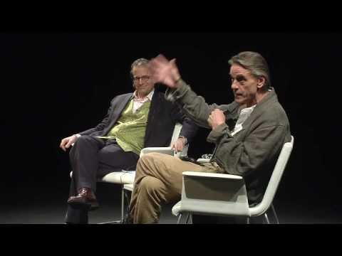Streaming Jeremy Irons - Times Talks Madrid