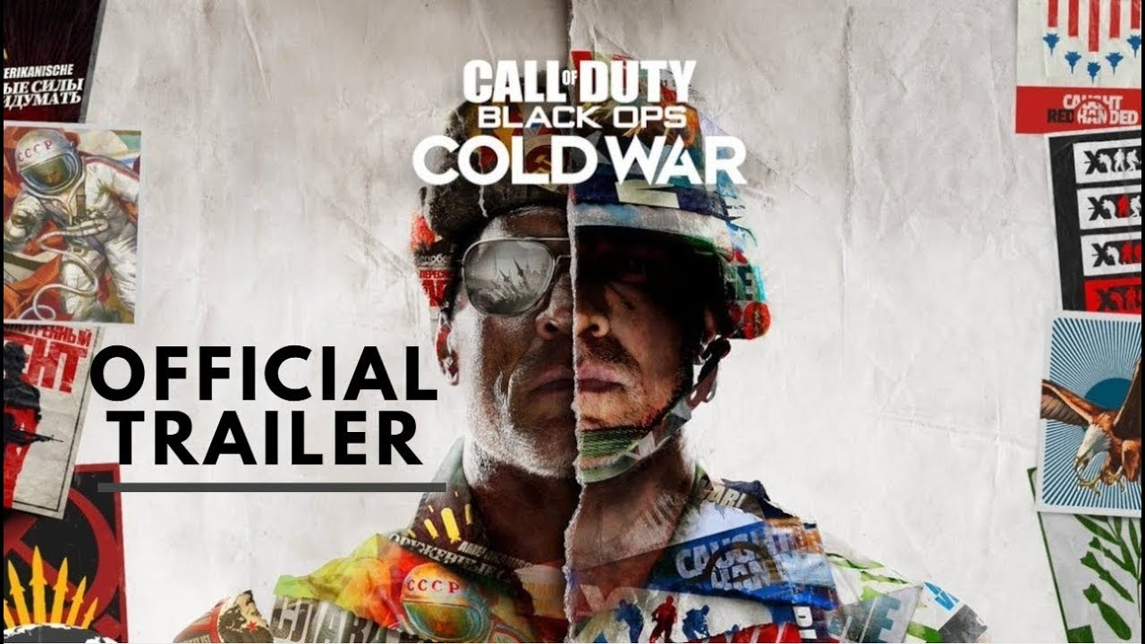 HUZURLARINIZDA YENİ CALL OF DUTY! | CALL OF DUTY BLACK OPS COLD WAR