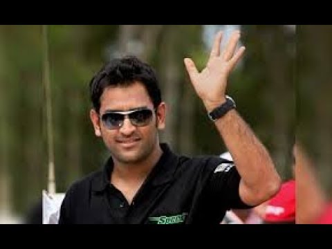 Mahendra Singh DHONI In Lucknow |MSD In Lucknow| Mahi | Travel India|