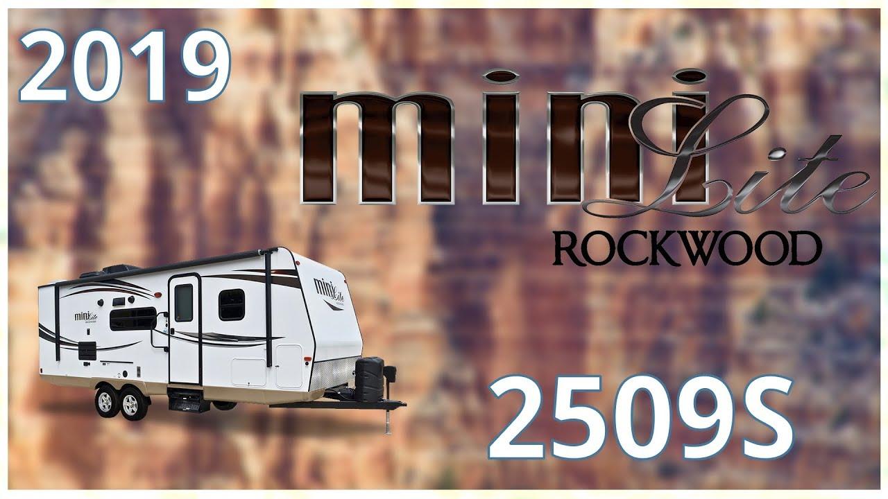 2019 Forest River Rockwood Mini Lite 2509S Travel Trailer For Sale  TerryTown RV