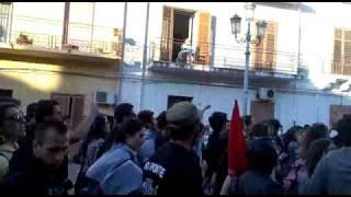 In ricordo di Peppino Impastato,Cinisi 9-05-2011--I Cento Passi!