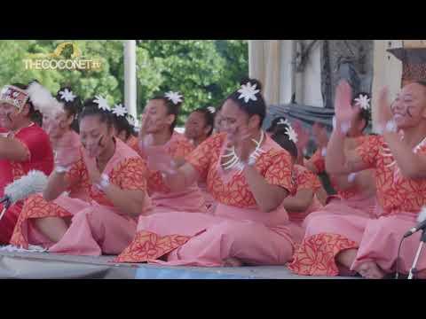 Polyfest 2018 - Samoa Stage: Auckland Girls Grammar FULL Performance