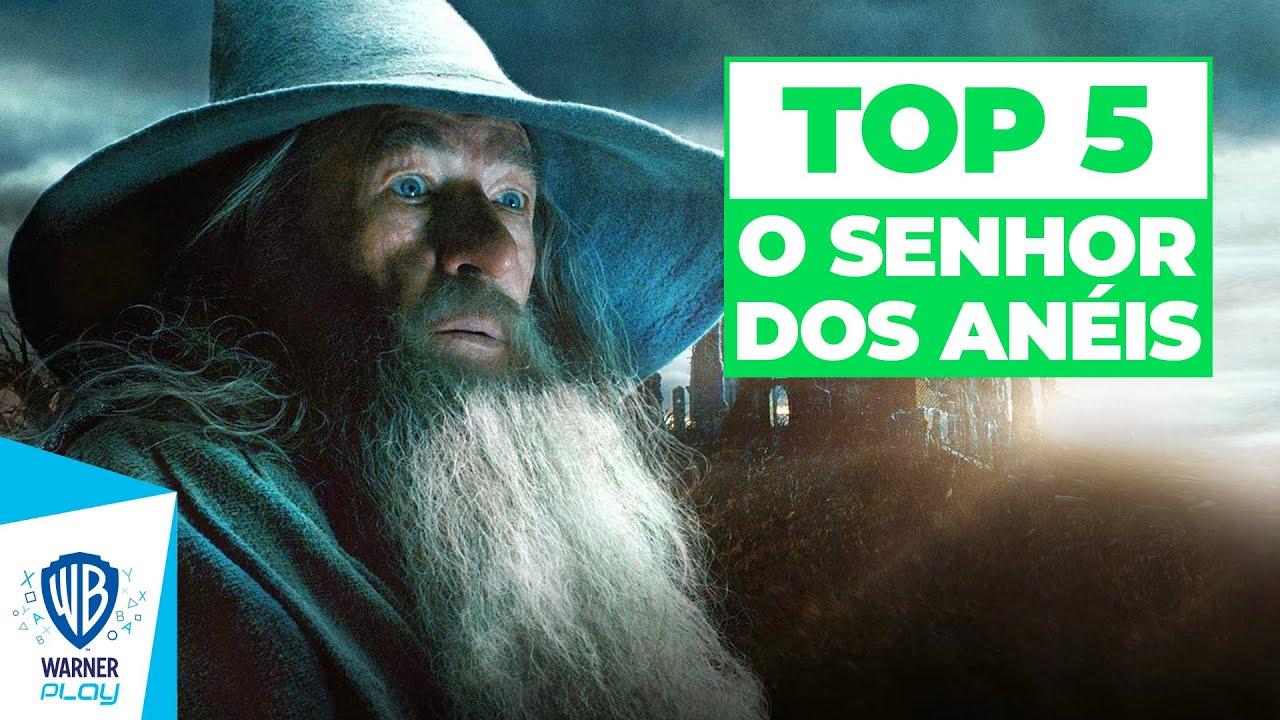 O Senhor dos Anéis - Melhores Cenas - TOP 5